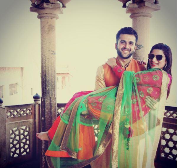 Former Roadies Contestants Mohit Saggar And Roop Bhinder Get Married