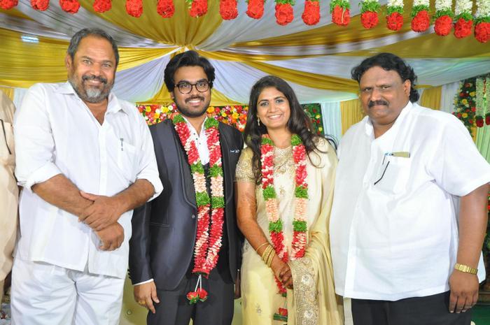 Director Guda Ramakrishna Daughter Sravani Wedding Pics