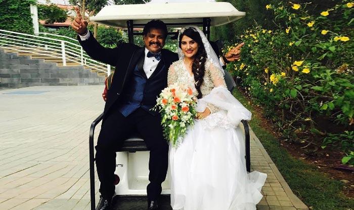 Kumkum Bhagya Actor Shabir Ahluwalias Brother Marries Naagin Actress