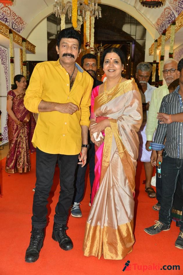 Bandla Ganesh Brother Daughter Ashritha Marriage Photos