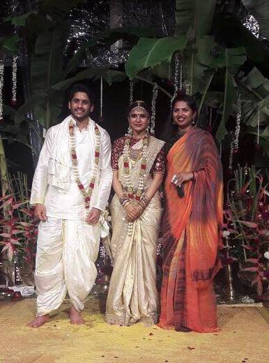 Naga Chaitanya & Samantha Ruth Prabhu Marriatge Pics