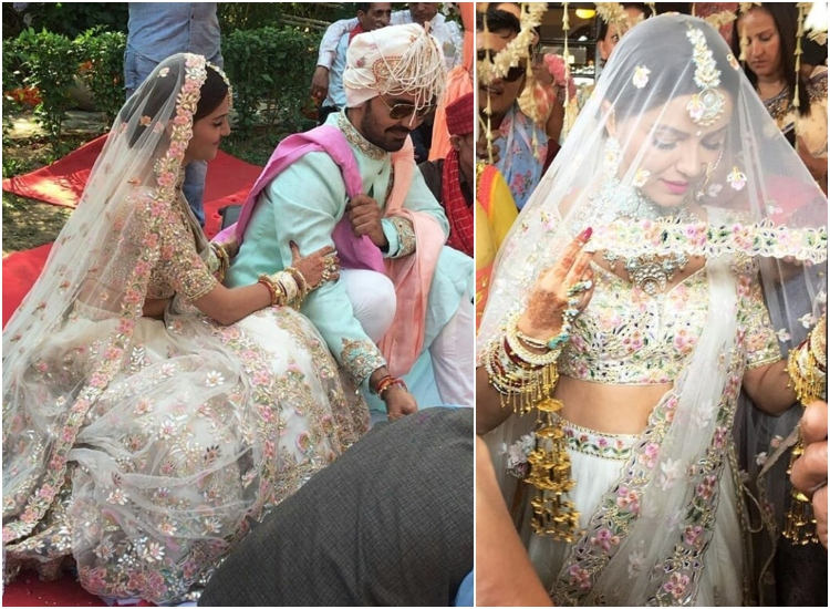 Rubina Dilaik Weds Abhinav Shukla, See Photos