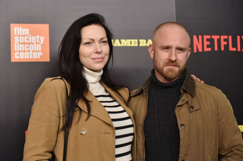 Laura Prepon And Ben Foster Are Married.