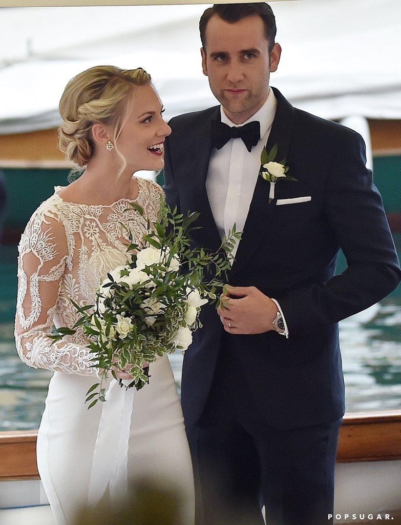 Matthew Lewis And Angela Jones Wedding Pics
