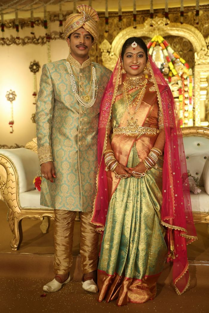 Producer C Kalyans Son Wedding Images