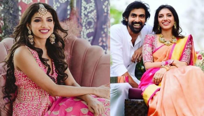 Rana Daggubati And Miheeka Bajaj Wedding Photos