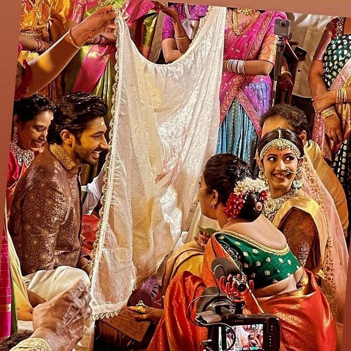 Niharika Konidela And Chaitanya Wedding Pictures