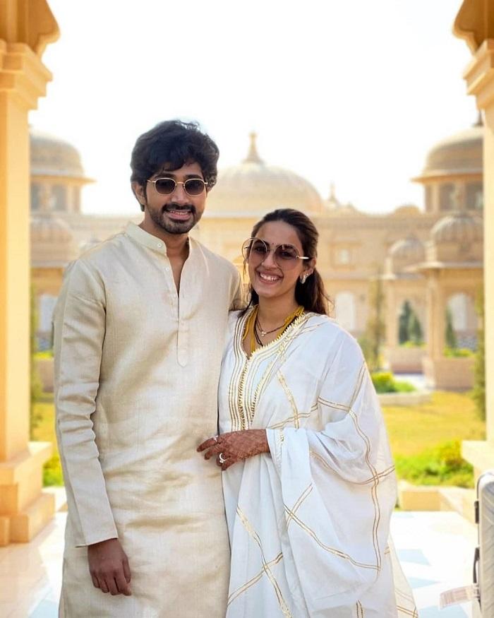 Niharika Konidela And Chaitanya JVS Wedding