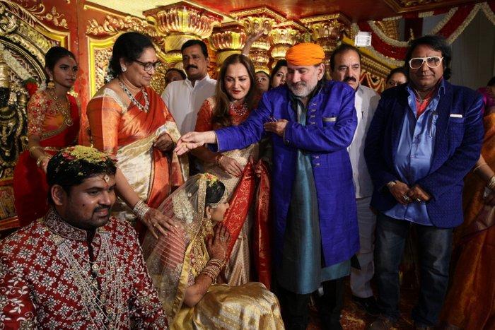 Celebs At Kodi Ramakrishna Daughter Marriage