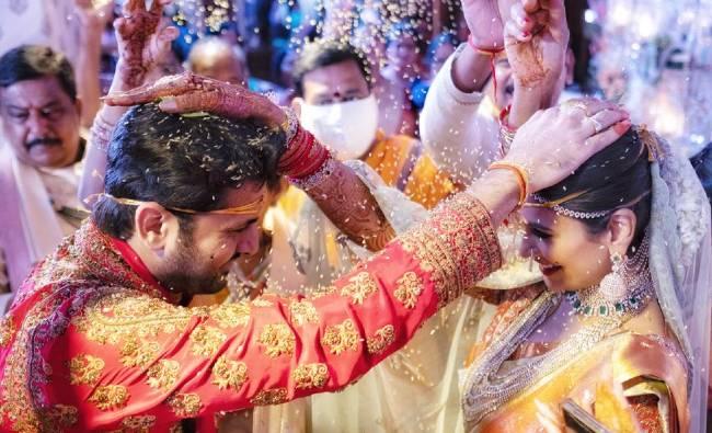 Nithin Wedding Photos