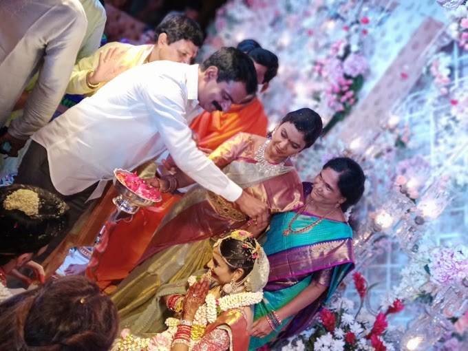 Nithin Shalini Wedding Album