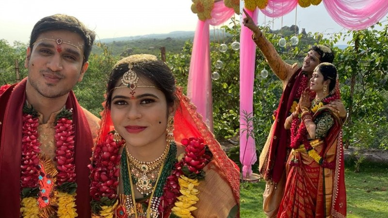 Nikhil Siddhartha Got Married To Pallavi