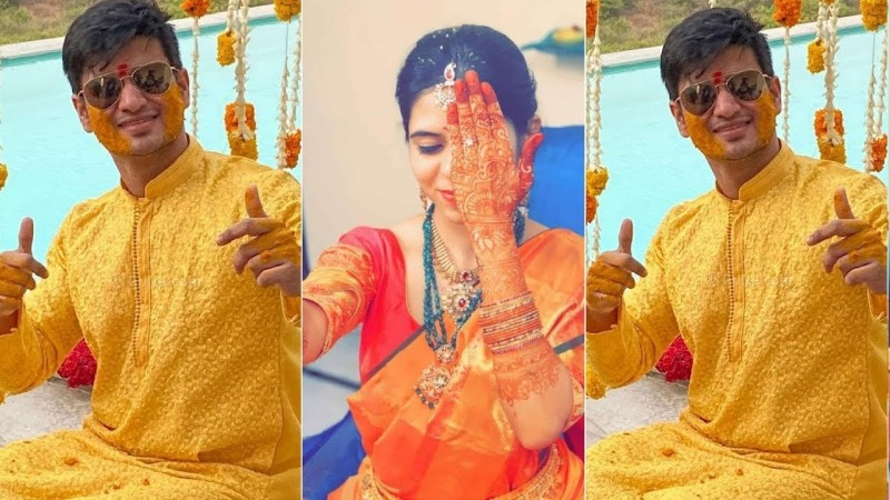 Nikhil Siddhartha Got Married To Pallavi