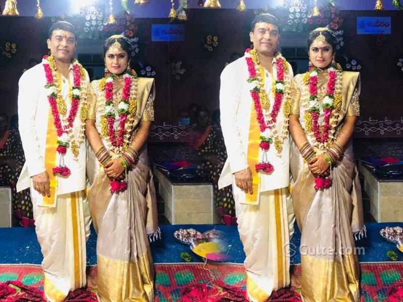 Dil Raju Gets Married
