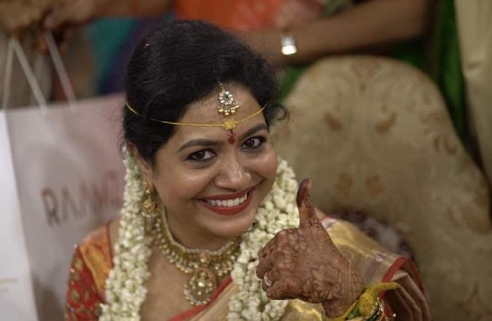 Singer Sunithas Grand Wedding Pics