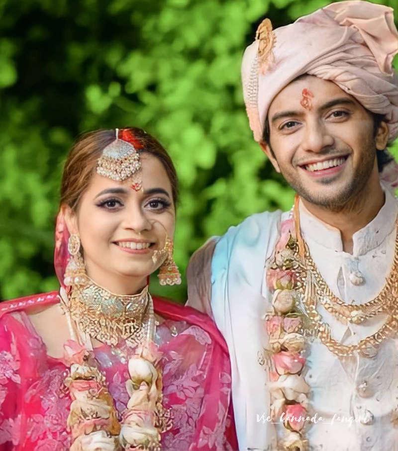 Vikram Singh Chauhan Gets Married To Girlfriend Sneha Shukla