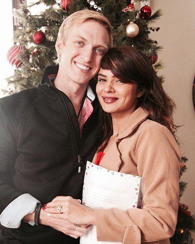 Aashka Goradia Secretly Gets Hitched To Boyfriend Brent Goble