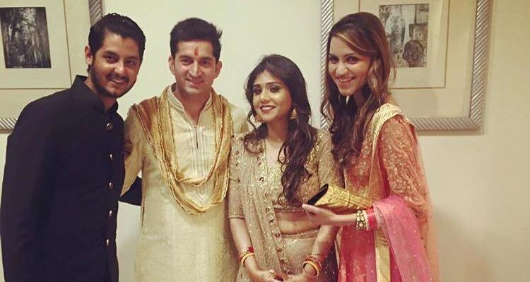 Indian Cricketer Mohit Sharma Gets Engaged To Girlfriend Shweta