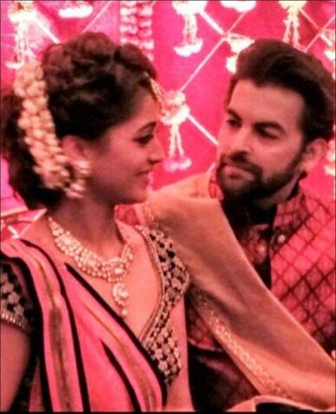 Neil Nitin Mukesh And Rukmini Sahay Got Engaged