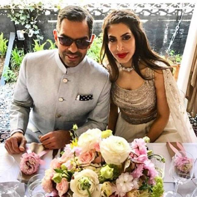 Karisma Kapoors Ex Husband Sunjay Kapur & Priya Sachdevs Grand Reception In New York