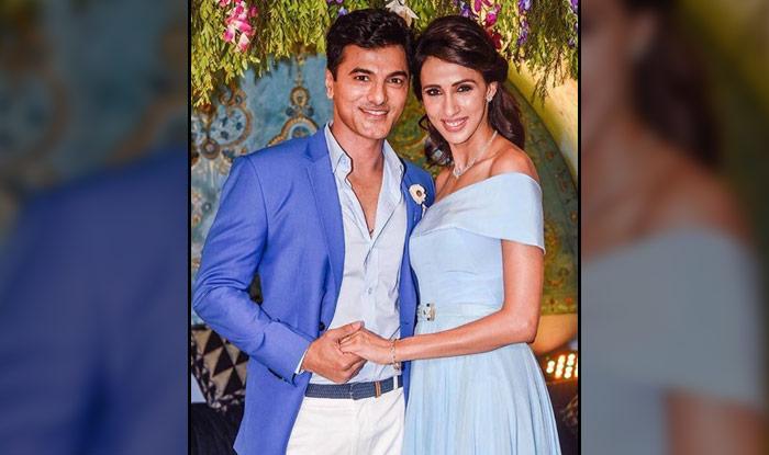 Kasautii Zindagii Kay Actor Siddhaanth Surryavanshi And Alesia Raut Engagement Pics