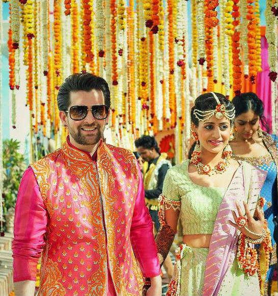 Neil Nitin Mukesh & Rukmini Sahays Sangeet & Mehendi Ceremony Is Like A Dream
