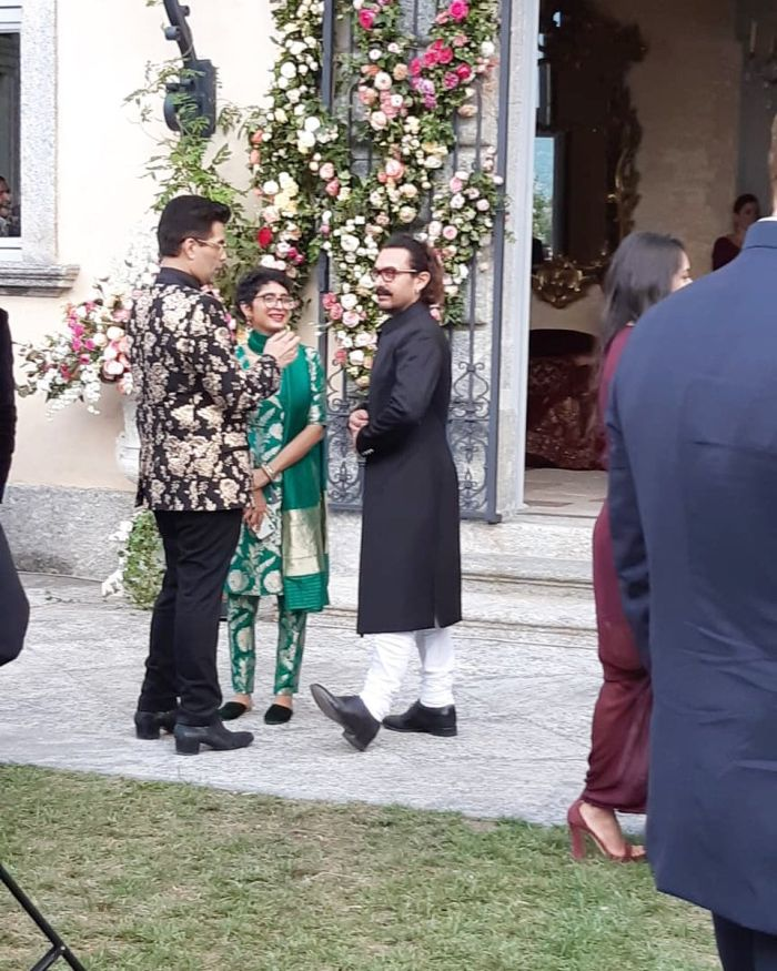 Mukesh Ambani Daughter Isha To Anand Piramal On Engagement Photos