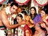 Shyam Radhakrishnan And Actress Kanika Wedding Pictures
