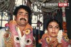 Actor Mohanlal And Suchitra Wedding Photos