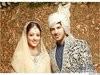 Amal Sufiya And Actor Dulquar Salman Wedding Photos