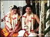 Actor Rahul Ravindran And Singer Chinmayi Marriage Pictures