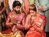 Actress Namitha And Veerandra Chowdhary Wedding Photos
