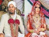 Afreen And Indian Cricketer Yusuf Phatan Marriage Photos