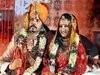 India Cricketer Sreesanth And Bhuvneshwari Kumari Wedding Photos