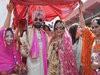 Gul Panag And Rishi Attari Marriage Pics