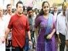 Kavya Madhavan And Nishal Chandra Divorce Pics