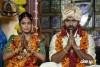 Actor Shanthanu Bhagyaraj And Keerthi Marriage Photos