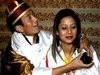 Madhuri Tipnis And Baichung Bhutia Marriage Photos