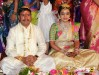 Krishna Kalyan Kumar And Nandamuri Mohana Krishna Daughter Mohana Rupa Marriage Photos