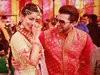 Neil Nitin Mukesh & Rukmini Sahays Sangeet & Mehendi Ceremony Pics