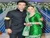Sanjeeda Sheikh And Aamir Ali Wedding Pics