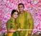 Saratkumar Daughter Rayane And Abhimanyu Mithun Wedding Photos