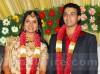Sreekumar And Singer Mahathi Marriage Photos