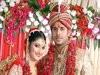 Indian Crickter Manoj Tiwary And Sushmita Roy Wedding Photos