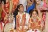 Tejaswini And  Sri Bharath  Marriage Photos