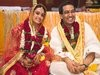 Tina Parekh And Vikram Hazra Marriage Pics